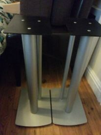 pair of speaker stands for sale