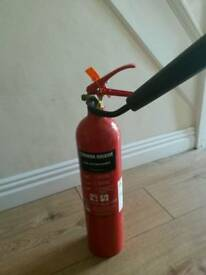 20 kg extinguishers