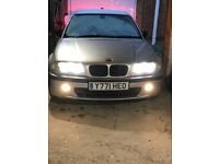 BMW 330i Sport Low mileage 84000 from new. Service History, Bargain!