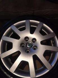 Fabia vrs wheels