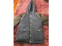Joules boys jacket age 9-10