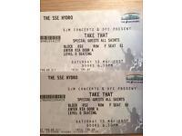VIP Take That - Wonderland Tour