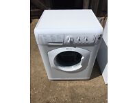 Hotpoint WML520 6kg 1200 Spin Washing Machine in White #3890