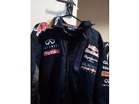 Redbull team racing shirt