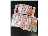 Slimming world magazines