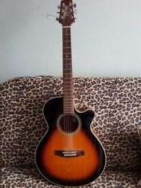 Takamine eg260c Acoustic/Electric guitar