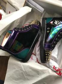 Brand new Authentic Christian Louboutins multicoloured size 7 eu 41