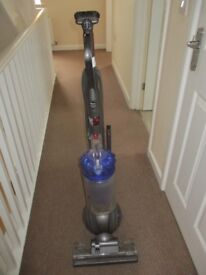 used and working dyson dc41 vacuum cleanerwith 2 tools and active base plate