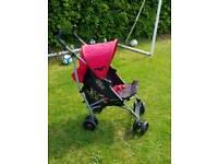 Mammas & Pappas pushchair/stroller