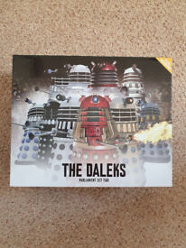 the daleks parliment set two box set