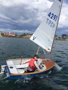 Sabot - kids sailing dinghy Beaumaris Bayside Area Preview