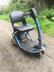LIGHT WEIGHT CAR BOOT MOBILITY SCOOTER