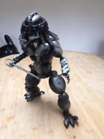 Little metal predator