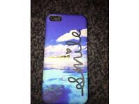 iPhone 5C/S phone case