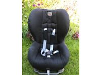 Brittax Prince car seat black. 9-18 kg
