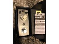 Mooer ShimVerb guitar pedal