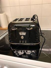 Delonghi brilliante toaster
