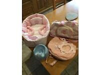 Baby Annebel playset