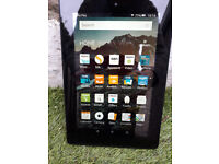 7 inch tablet Amazon Fire Kindle suitable for quick easy internet use - Saltaire BD18