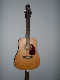 Ashton D25 12 string guitar for sale. Lovely sounding instrument