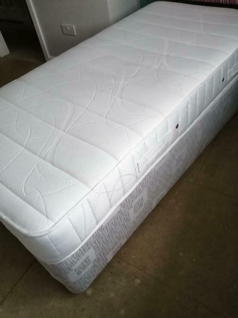 Picture of: Single Divan Bed Sold In Market Weighton North Yorkshire Gumtree