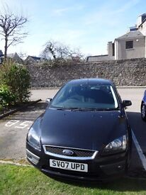 2007 FORD FOCUS ZETEC CLIMATE - GOOD CONDITION - ONLY 62,000 MILES - QUICK SALE REQUIRED