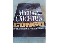 Congo Paperback – 6 Jul 1995 by Michael Crichton (Author)
