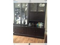 Living / Dining Room Display Units (3 )