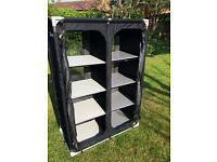 Outwell camping cupboard / wardrobe.