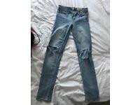 Women's All Saints Jeans waist 27