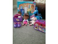 Doc McStuffins toy bundle