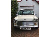 Rover Mini Mayfair White N Reg
