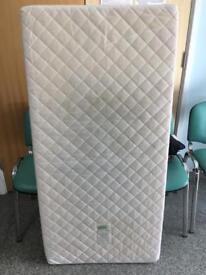 Little Mattress Company 139x69 fire resistant mattress