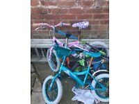 2 girls bike for sale