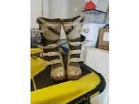 Wulf mx boots