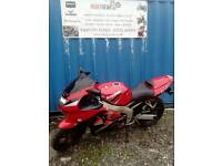 Kawasaki ZX6R ZX6 600 great condition. Px available