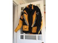 Women's motorbike jacket