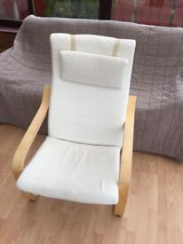 Ikea poang adult chair