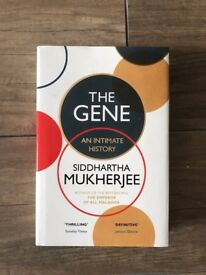 NEW - The Gene: An Intimate History - by Siddhartha Mukherjee