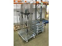 2 sided demantable roll pallet