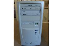 Sempron Desktop PC - Base unit ONLY