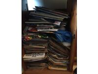 Large variety of comics