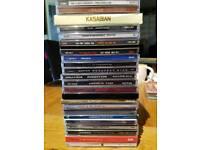 2000 CDS - ROCK, HEAVY METAL, INDIE, ALTERNATIVE JOB LOT COLLECTION