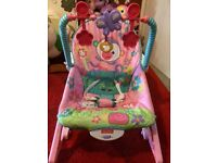 Baby chair/rocker Fisher Price