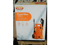 Vax Power Wash Pressure Washer - 1700W - NEW & Sealed box