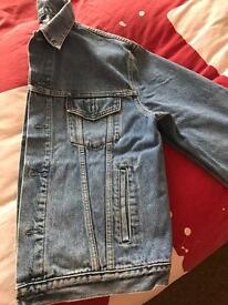 Levi's denim Jacket. Size Large. £20