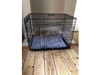 Dog/puppy cage