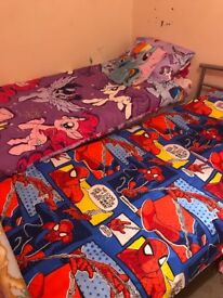 Bed and mattress for sale