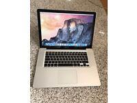 MacBook Pro 2011 15.4 inch
