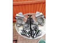 Bmw e39 5 series 528 i sport. Speakers front back and tweeters